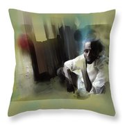 Comfort Squat Throw Pillow