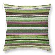 Comfortable Stripes Lv Throw Pillow