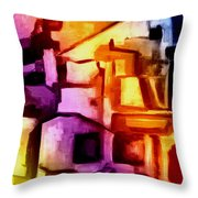 Coming Home 7 Throw Pillow