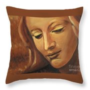 Coming Of Age I Throw Pillow