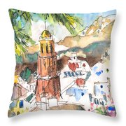 Competa 01 Throw Pillow