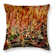 Complexity Of Nature Throw Pillow
