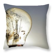 Concept Illumination  Throw Pillow