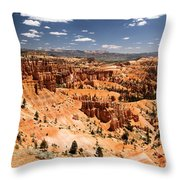 Concert Time Throw Pillow