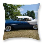 Concours D' Elegance 5 Throw Pillow