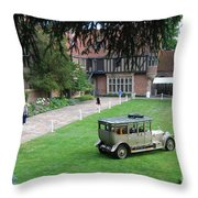 Concours D' Elegance 6 Throw Pillow