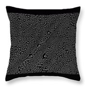 Condensation Throw Pillow