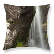 Connor Pass, Dingle Peninsula, County Throw Pillow