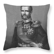 Constantine (1827-1892) Throw Pillow