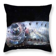 Constellationfish Throw Pillow
