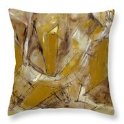 Contemperary Painting 39 Throw Pillow