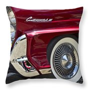 Continental IIi Throw Pillow