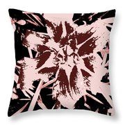 Contrasting Throw Pillow