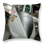 Convair F-106b Throw Pillow