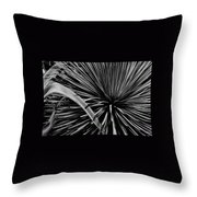Converging Throw Pillow