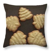 Cookie Treat For You Throw Pillow