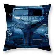 Cool Classic Throw Pillow