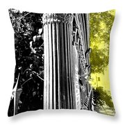 Cool Shade Throw Pillow