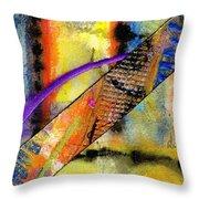 Copacetic II Throw Pillow