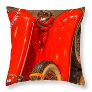 Cord Automobile  Throw Pillow