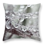 Corned Jewels Throw Pillow