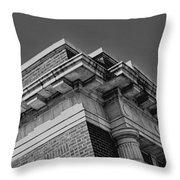 Corner Detail Throw Pillow