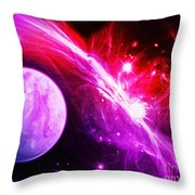 Cos 13 Throw Pillow