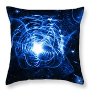 Cos 18 Throw Pillow
