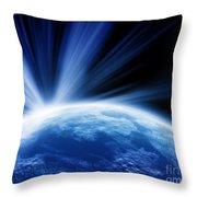 Cos 21 Throw Pillow