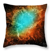 Cos 3 Throw Pillow