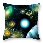 Cos 30 Throw Pillow