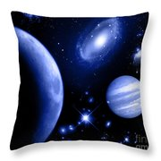 Cos 34 Throw Pillow