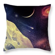 Cos 36 Throw Pillow