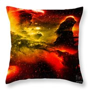Cos 5 Throw Pillow