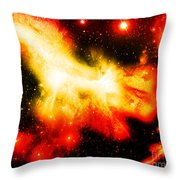 Cos 9 Throw Pillow