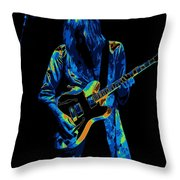 Cosmic 2112 Throw Pillow