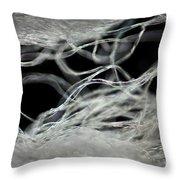 Cotton Fiber Throw Pillow