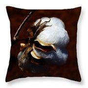 Cotton's Inner Light Throw Pillow