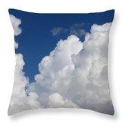 Cottony Soft Throw Pillow
