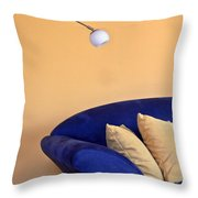 Couch Throw Pillow by Joana Kruse