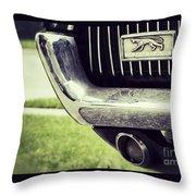Cougar Time Throw Pillow