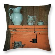 Country At Its Best Throw Pillow