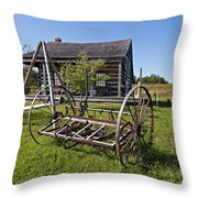 Country Classic Throw Pillow