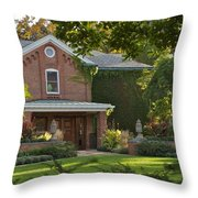 Cowles House Throw Pillow