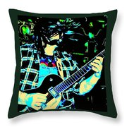 Coyote Bill Throw Pillow