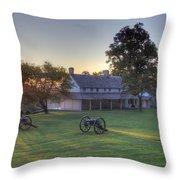 Cravens House Throw Pillow