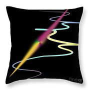 Create Your Own Path Throw Pillow