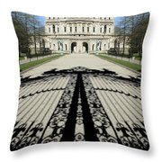 Creation 115 Throw Pillow