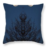 Creation 123 Throw Pillow