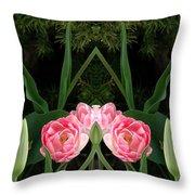 Creation 140 Throw Pillow